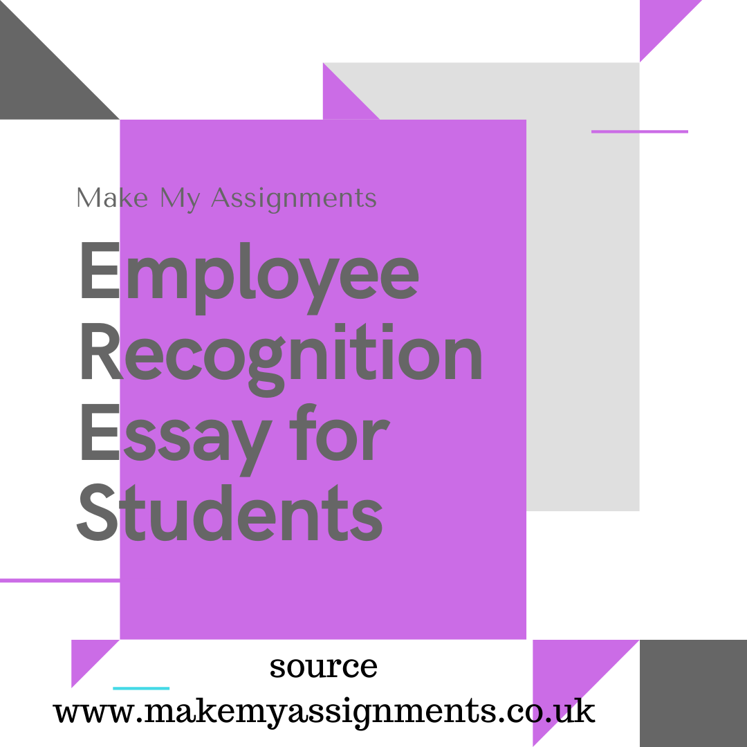 Employee Recognition Essay for Students