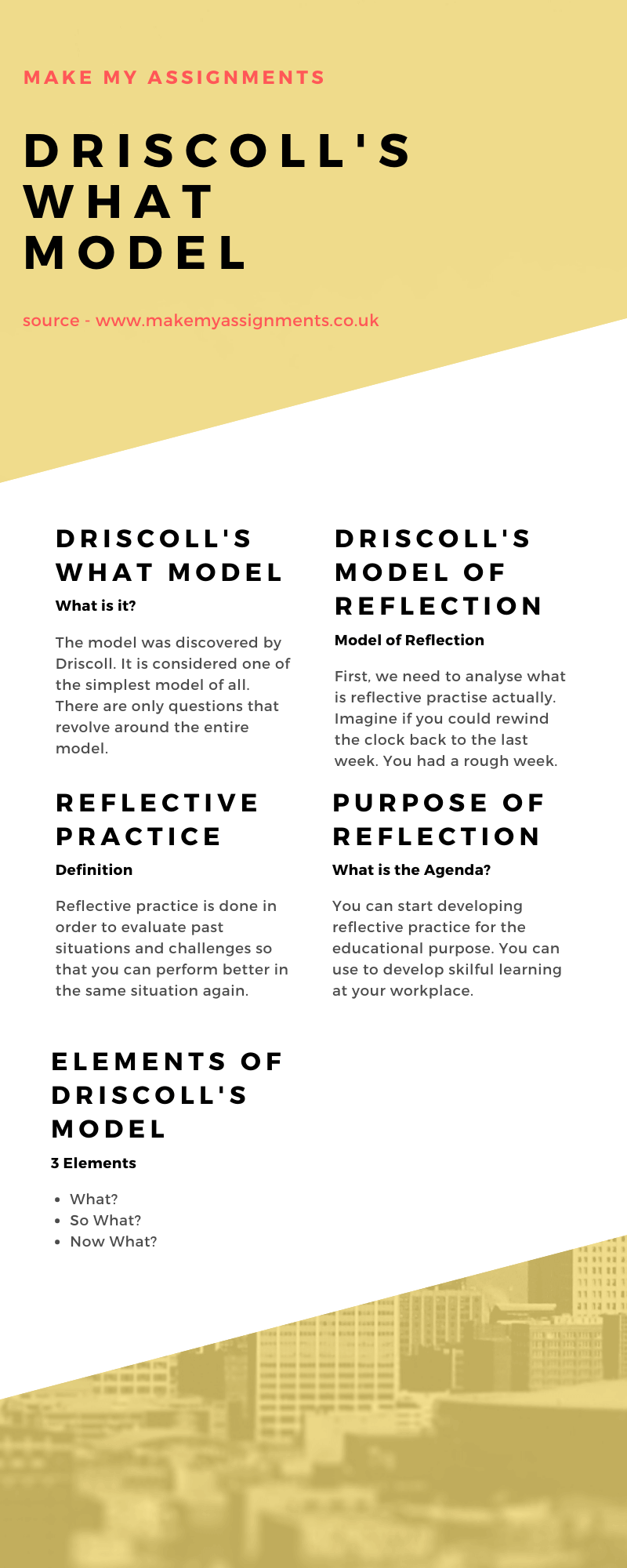 Driscoll's Model of Reflection
