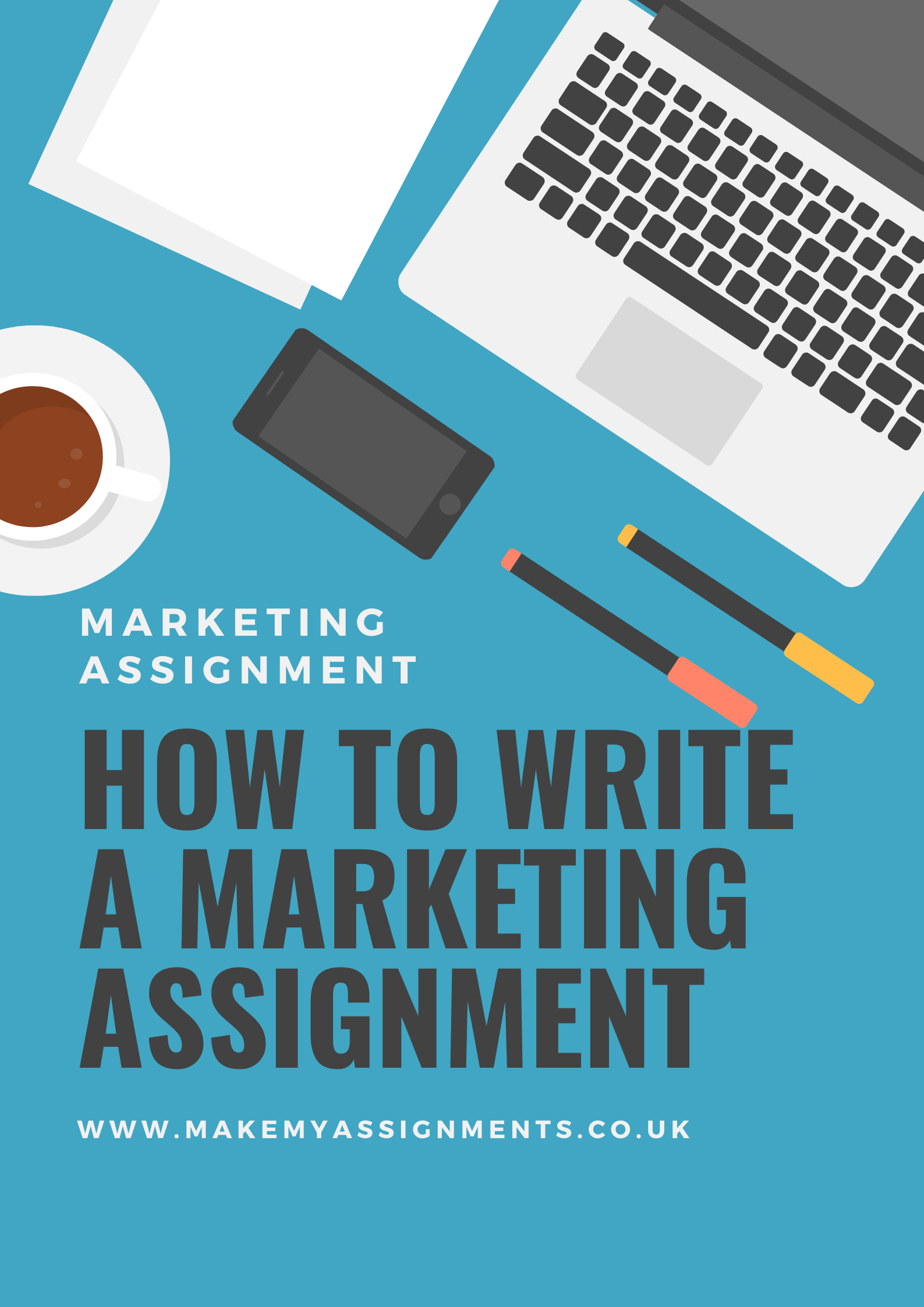 How to Write a Marketing Assignment